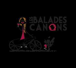 logo Les Balades Canons
